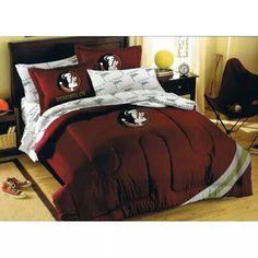 FSU bedding