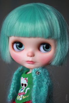RESERVED Custom Blythe - Alice. Cheaper (−20 EUR) every week.