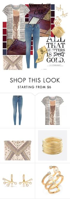 """""""Untitled #218"""" by total-nicole ❤ liked on Polyvore featuring Artis, Burberry, sass & bide, ShoeDazzle, LULUS, Avenue, Elizabeth and James, Hueb and glittercontest"""