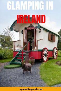 Belfast Castle, Belfast Ireland, Dublin Travel, Ireland Travel Guide, Ireland Camping, Places To Stay In Ireland, Eco Cabin, Horse Wagon, Ireland Weather