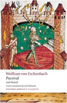 Written in the first decade of the thirteenth century, Parzival is the greatest of the medieval Grail romances. It tells of Parzival's growth from youthful folly to knighthood at the court of King Arthur, and of his quest for the Holy Grail. Wolfram Von Eschenbach, Courtly Love, The Fisher King, Umberto Eco, Terry Gilliam, Oxford, One Decade, Chivalry, Medieval