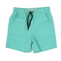 Sovereign Code® Boy's Drawstring Shorts in Mint