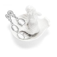 Porta anéis sereia Imaginarium. #sereias #mermaids