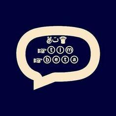 Pin by Marcelo Gomes on pinsnati Beta Beta, Tim Beta, Pasta, Jokers, Humor, Bora Bora, Twitter, Join, Sayings