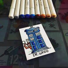 No pun intended  my kiddo loves #drwho and I love #owls so I combined our loves to bring you Dr. WHOO! lol   #illustration #doodle #doodles #drawing #handdrawn #handdrawing #instagramartists #instaart #instaartist #artoftheday #owl #buho #jennysuchindesigns #doodling #doodleaday #pencilart #handmade #pencilsketch #illustrationartists #pencildrawing @copicmarker #copics #copicmarkers #copicart #artmarkers #instaowl #drwhoart #drwhofanart