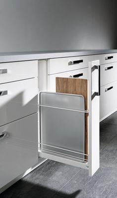 Sprytne sposoby na przechowywanie w kuchni  - zdjęcie numer 10