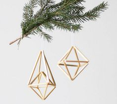 Finnish-style ornaments.