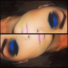 Makeup, Nails, Glitter..
