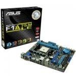 Asus F1A75-M LE DDR3 2250 MHZ SATA3 USB3.0 DVI VGA 16X FM1 Anakart
