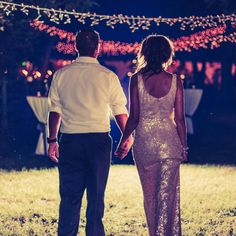 DIY Wedding // end of the evening... reflecting on the amazing wedding day... in that gorgeous BHLDN sequin wedding dress!!! // Pabst Photo