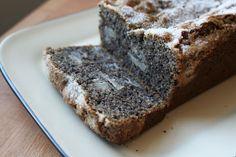 Lottie + Doof » Black Sesame and Pear Tea Cake