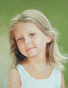 Amy Childree - Portraits in Pastel