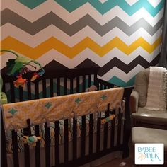 We LOVE our fans! Check out baby Ellis's nursery! :) #babeetalk #babyproduct #kidsproduct #baby #bedding #toys #review #ideas #tips #parenting #beingamom #mother #parents #nursery #crib #themed #bedroom