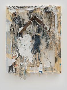 Keyser's How Wide an Eye can Open, 2014. COURTESY MACCARONE GALLERY