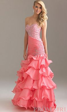 pink prom/graduation