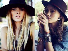 moda chapéu
