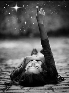 """""""When you reach for the Stars, the Journey to Enlightenment is never ending.  So Dear Ones Reach for the Stars and become who you truly are. It is an Infinite Journey."""" ..."""