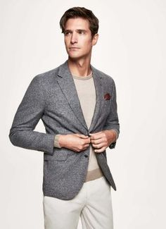 Shop Hackett Cotton, Wool And Cashmere-blend Summer Twist Blazer from stores. Cotton, wool and cashmere-blend Summer Twist blazer Cotton Blazer, Linen Blazer, Cotton Shorts, Henley Royal Regatta, Formal Shirts, Shirt Shop, Cashmere, Just For You, Man Shop