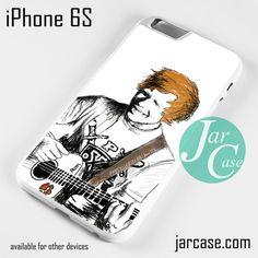 Ed Sheeran Arts YT Phone case for iPhone 6/6S/6 Plus/6S plus
