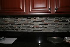 Glass Stone Backsplash Design, Pictures, Remodel, Decor And Ideas