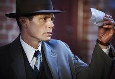 Nathan Page / Detective Inspector Jack Robinson (Miss Fisher's Murder Mysteries, Series 1)