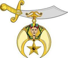 Proud to be a Shriner MOSLAH Fort Worth Texas & I am Sharon Shrine member in Tyler Texas.