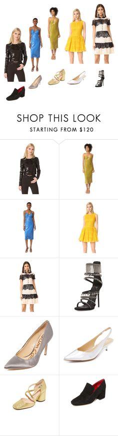 """new Style@@@@@"" by ramakumari ❤ liked on Polyvore featuring Diane Von Furstenberg, RED Valentino, Giuseppe Zanotti, Sam Edelman, MICHAEL Michael Kors, Marc Jacobs, Dorateymur and vintage"