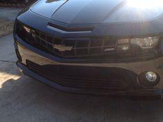 Camaro SS Black Bow tie