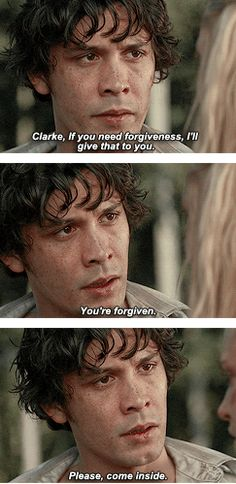 Notice how Bob's expression change with every line. He really is good actor. Oh Bellamy