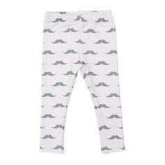 Stache Jersey Leggings Fashion Forward, Organic Cotton, Sweatpants, Leggings, Baby, Clothes, In Trend, Outfits, Clothing