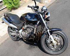 2010 - 2011 ~ Bagheera - Honda CB600F Hornet Read the blog @ http://rufiodesign.tumblr.com/post/65472964028/path-of-the-rider-pt-3