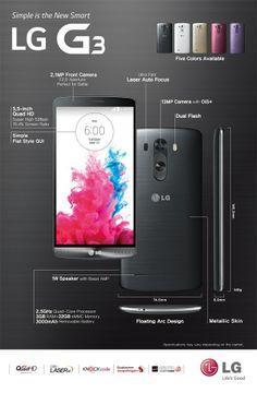 LG G3 Detalii