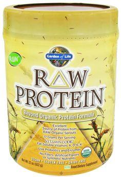 beyond organic protein formula