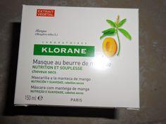 miscositas: Mascarilla a la Manteca de Mango de Klorane