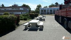 Picknickset Standaard bij Collège Robert Schuman in Volgelsheim