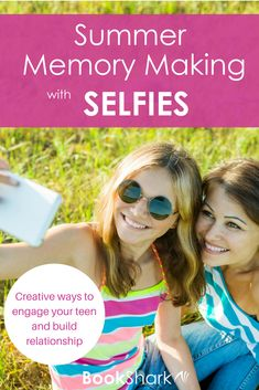 Take your cues from National Selfie Day on June 21 and incorporate selfie-taking into your parenting all year long. As silly as it may seem, selfies can build relationships between parents and children. Gentle Parenting, Parenting Teens, Parenting Hacks, Parenting Plan, Parenting Quotes, Fun Summer Activities, Family Activities, National Middle Child Day, Raising Teenagers