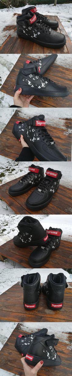 78baa3dbb87 52 Best Unique and Custom Sneakers Hand Designed images | Custom ...