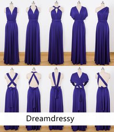 Convertible Bridesmaid Dress, Multiway Bridesmaid Dress,2017 Long Bridesmaid Dress sold by dreamdressy. Shop more products from dreamdressy on Storenvy, the home of independent small businesses all over the world.