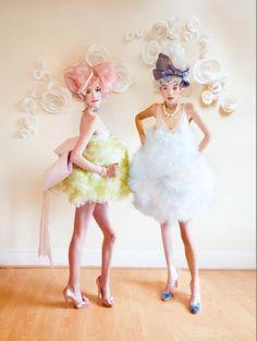 """I Want Candy"" | Models: Alex & Jessica, Photographer: Amberly Valentine, London, UK, 2010"