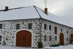 Bauernhof im Muehlviertel Bild: Otmar Simlinger Austria, Mansions, Country, House Styles, Home, Deco, Nice Asses, Pictures, Manor Houses