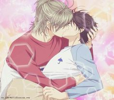 Read Haru x Ren from the story 😎 Mis Imagenes Yaoi 😎 by CelesteFujoshi (Sushi_ngadamadre) with reads. Cute Gay Couples, Anime Couples, Super Lovers Haru, Anime Love, Anime Guys, Magic Anime, Lovers Kiss, Love Stage, Makoharu