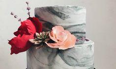La tendencia de la 'tarta-mármol' que te va a enamorar (si no lo ha hecho ya)