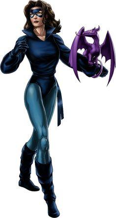 Shadowcat Kitty Pryde
