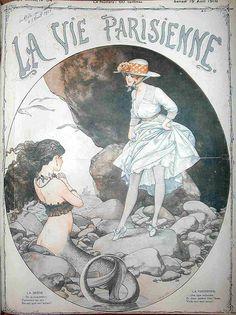Cheri Herouard - LVP cover - 1916 August   Flickr - Photo Sharing!