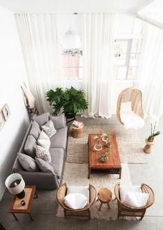 10 conseils à suivre pour réussir la décoration de son salon - Muramur