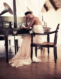 Wedding Gowns Fall 2012 - Wedding Dress Photo Shoot - Town & Country Magazine
