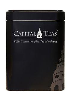 Capital #tea #US Tea Storage, Mint Tea, Tea Tins, Herbalism, Coffee, Teas, Medium, Collection, Peppermint Tea