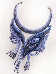 FASHION COLORWORKS 2014 BEADING CONTEST WINNERS! Featured eye candy in Bead-Patterns.com Newsletter!