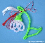 Ghiocel, martisor din chenille Fun Crafts For Kids, Christmas Crafts For Kids, Diy And Crafts, Arts And Crafts, Craft Projects, Projects To Try, Pipe Cleaner Crafts, Diy Pipe, 8 Martie