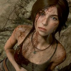 Lara Croft <3